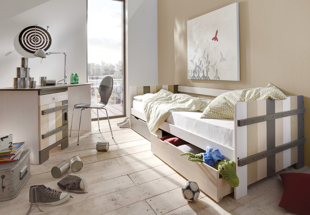 umbauliege funktionsbett milano m bel online kaufen more2home online shop. Black Bedroom Furniture Sets. Home Design Ideas
