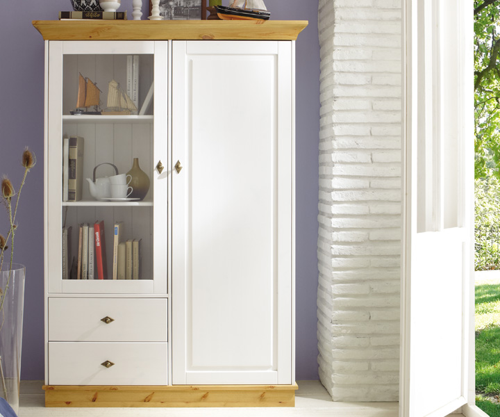 mehrzweckschrank stockholm m bel online kaufen more2home online shop. Black Bedroom Furniture Sets. Home Design Ideas