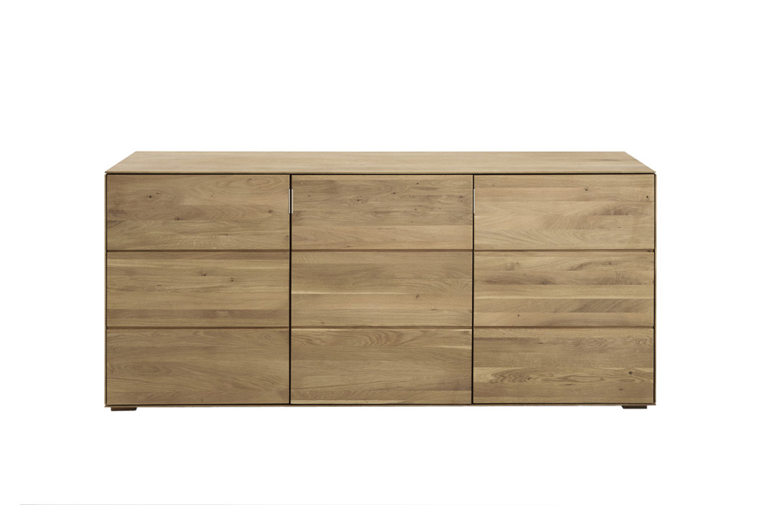 sideboard lugano 180 cm breit. Black Bedroom Furniture Sets. Home Design Ideas