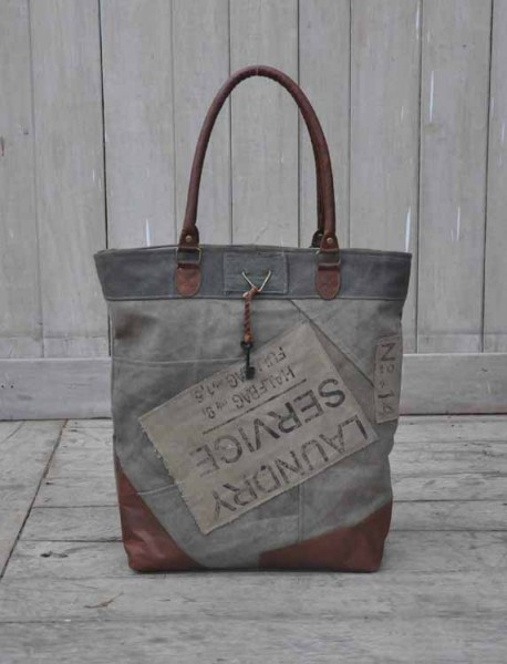 Tasche LAUNDRY SERVICE